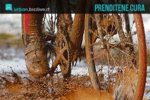 Quando la bici si sporca servono prodotti specifici per la sua pulizia e manutenzione