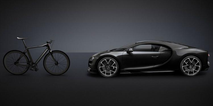 PG Bugatti bici da collezione