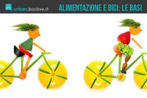 le basi dell'alimentazione sportiva per il ciclista