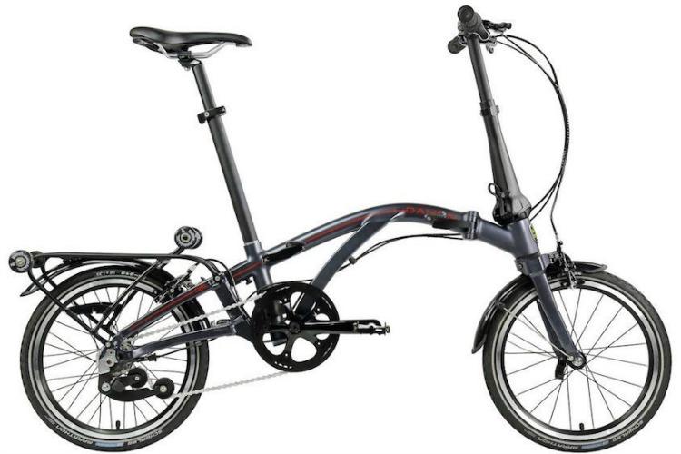 Dahon Curl bicicletta pieghevole