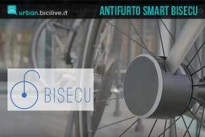 bisecu antifurto bici smart
