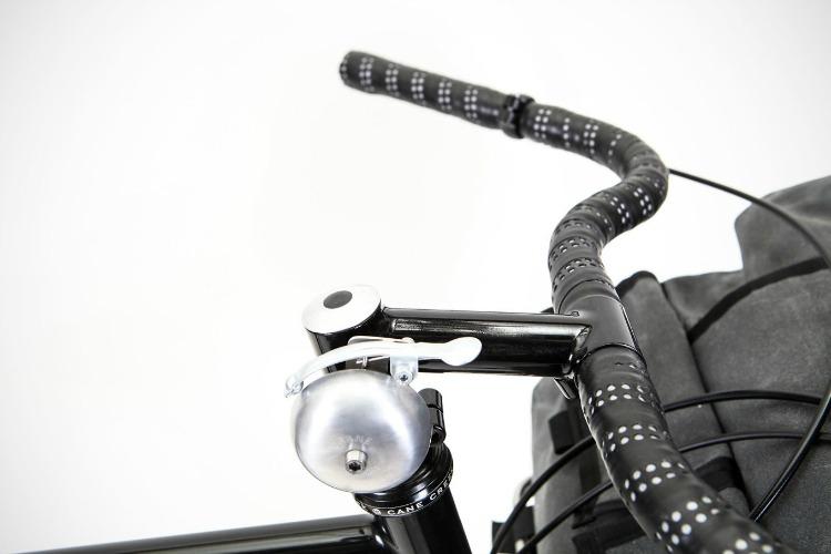 Campanello Crane per V di Brevet Cycles