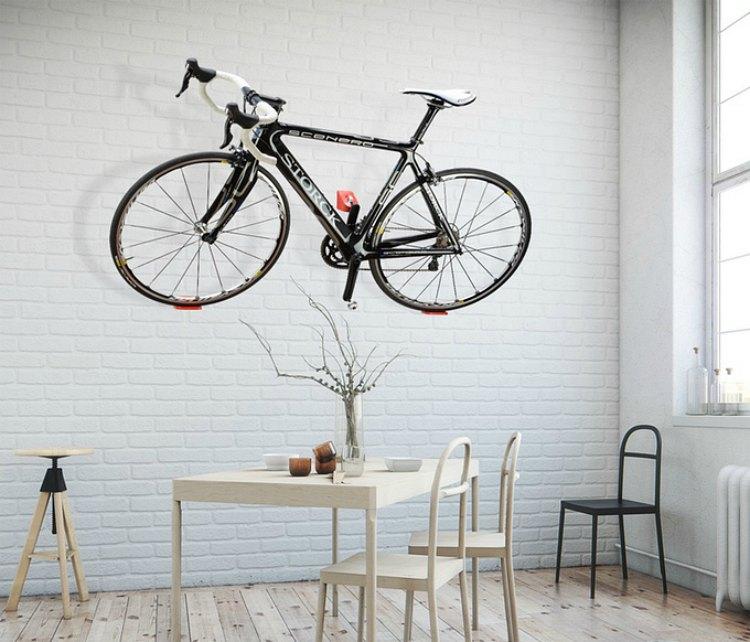 Cycloc Hero fissaggio bicicletta