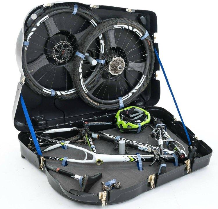 VeloVault Bike Box