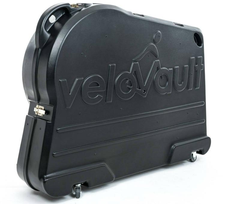 VeloVault custodia rigida con imbottitura