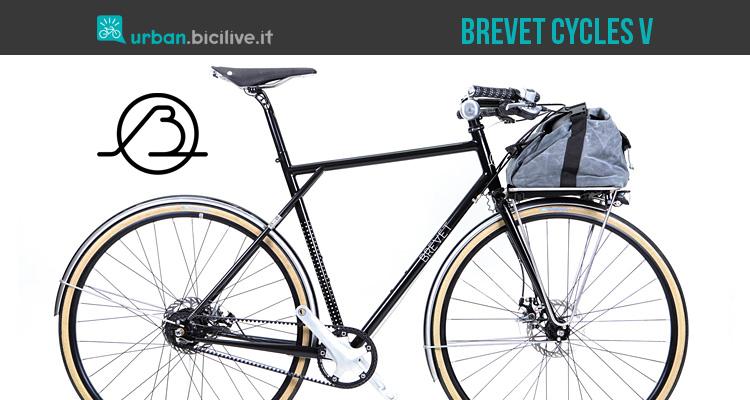 brevet cycles v bici porteur