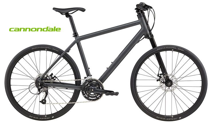Bicicletta urban Cannondale Bad Boy 4