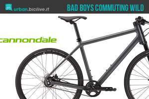 Cannondale Bad Boy peril commuting urbano