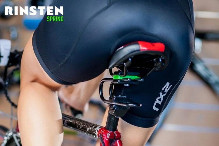 Rinsten Spring: ammortizzatore sella per biciclette universale