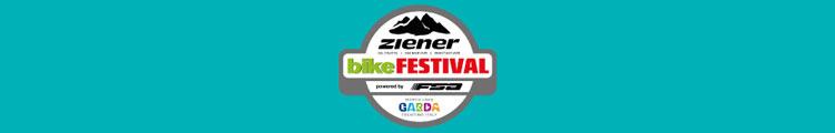 Il logo Ziener Bike Festival Garda Trentino