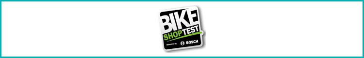 Il logo Bike Shop Test