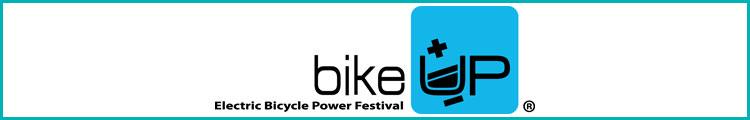 Il logo BikeUp