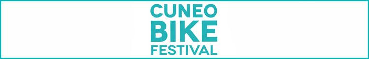 Il logo Cuneo Bike Festival