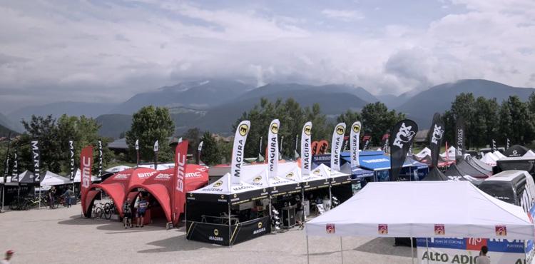 stand dei brand di eurobike 2017 media days