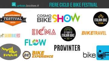 Tutte le fiere della bici e i bike festival italiani del 2019