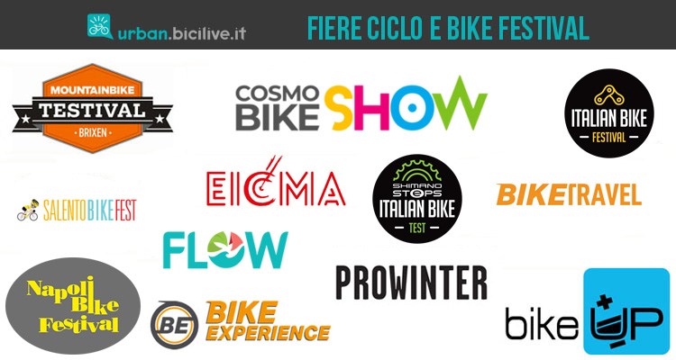 Fiera Di Vicenza Calendario 2020.Elenco Fiere Bici E Bike Festival In Italia 2019 E 2020