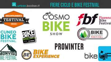 Tutte le fiere della bici e i bike festival in Italia