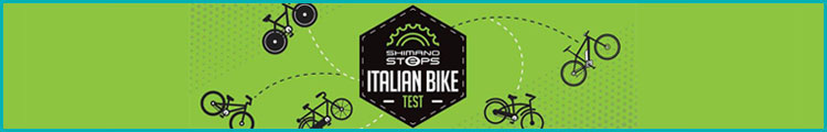 Il logo del Italian Bike Test
