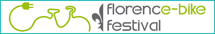Il logo dell'evento FlorencE-bike Festival