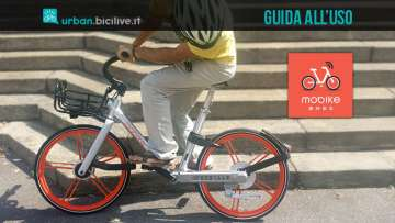 guida all'uso del bike sharing libero mobike