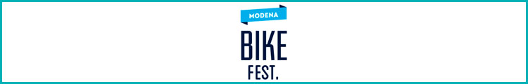 Il logo Modena Bike Fest