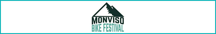Il logo Monviso Bike Festival