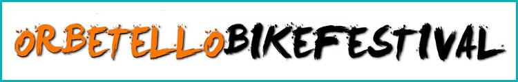 Il logo Orbetello Bike Festival