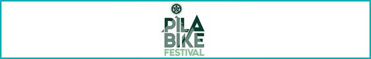 Il logo del Pila Bike Festival