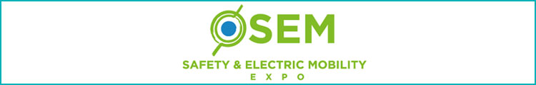 Logo Sem: Safety & Electric Mobility Expo