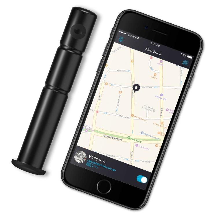 Sherlock antifurto app smartphone