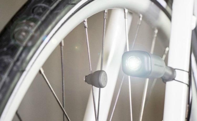 Luce bici Reelight CIO