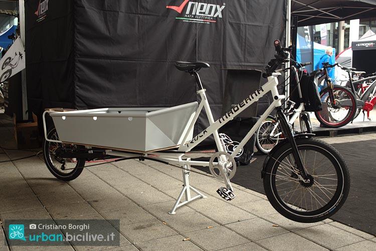 Maderna Truck cargo bike da 200 kg