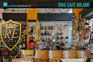 REcicli Bike Cafè a Milano con vendita biciclette