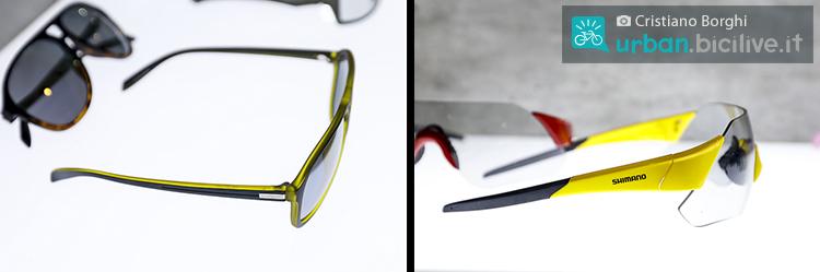 foto dei nuovi occhiali shimano 2018