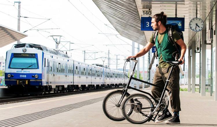Bici pieghevole urbana Vello Bike
