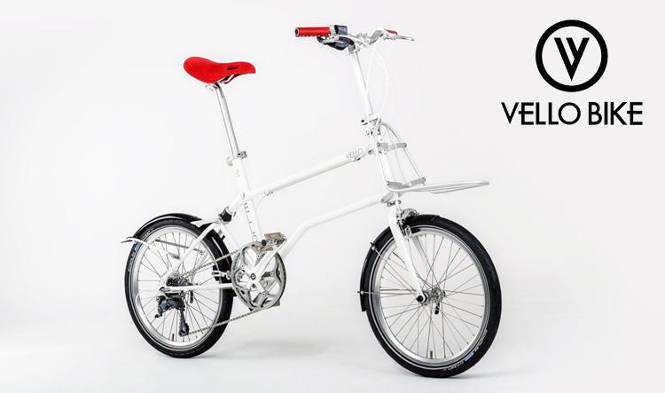 Una bicicletta Vello Bike Urbano