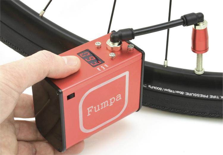 Fumpa mini compressore elettrico