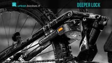 Deeper Lock antifurto per biciclette