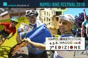 ciclisti al napoli bike festival