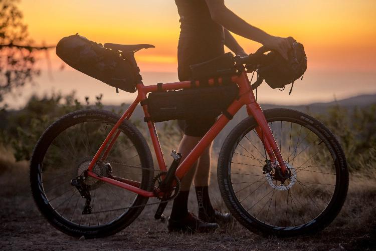 Hakka MX bikepacking