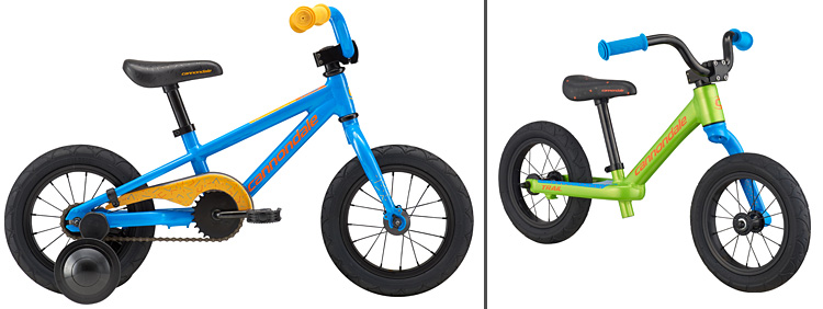 balance bike cannondale con lefty