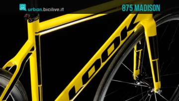 Bicicletta scatto fisso versatile Look 875 Madison