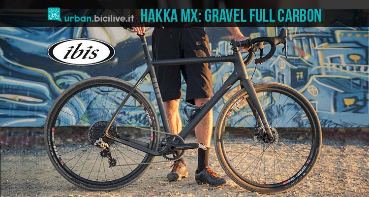gravel bikepacking ibis hakka mx