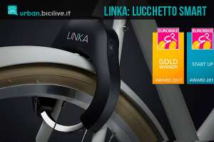 linka antifurto bici smart con gps