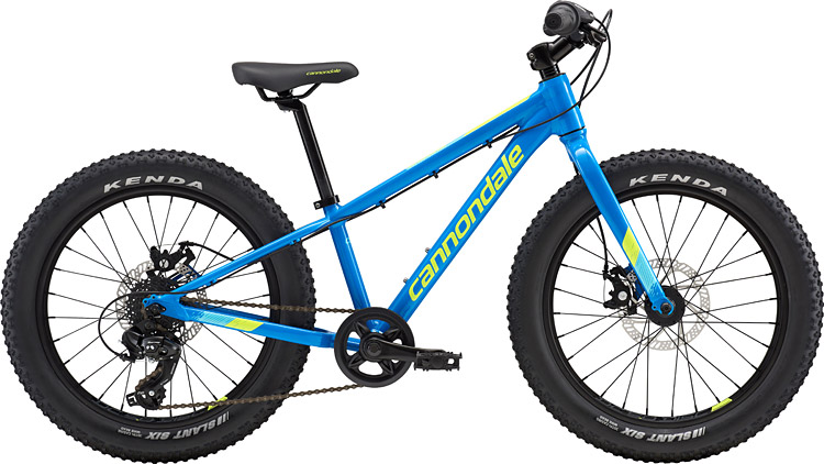 mountain bike da bambino cannondale cujo