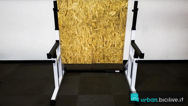 half rack per allenarsi a casa