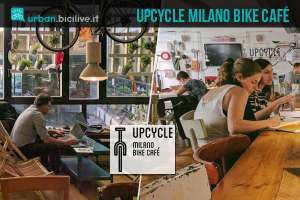 spazio di coworking a upcycle milano bike cafe