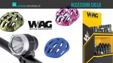 Accessori per biciclette WAG di RMS
