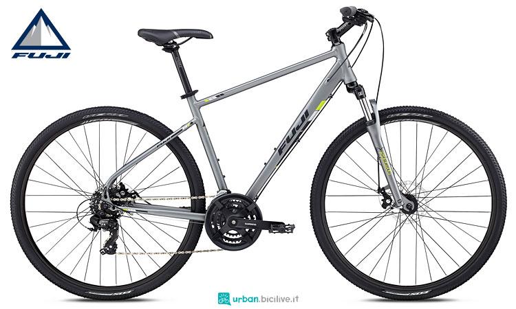 bici commuting economico fuji traverse