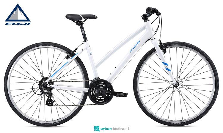 bici da donna fuji absolute 2018
